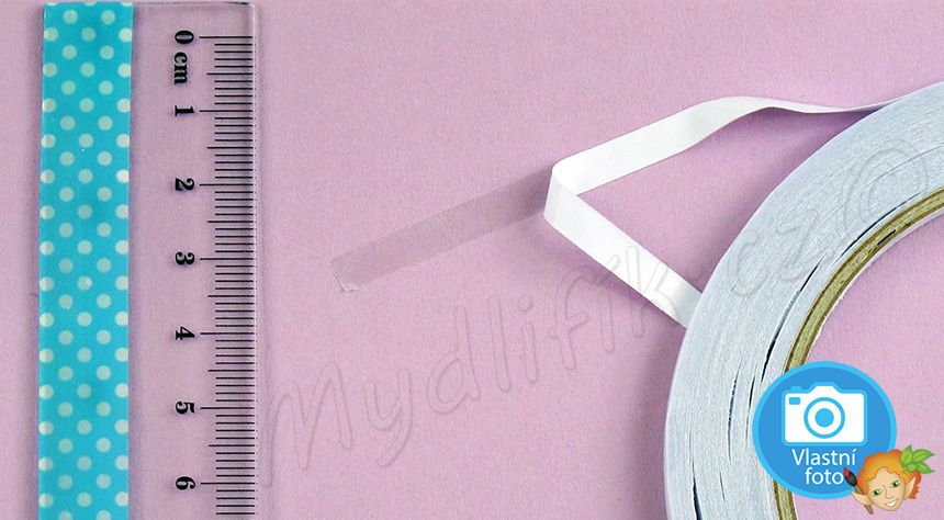 Folia Oboustranná lepící páska 5 mm x 18 m