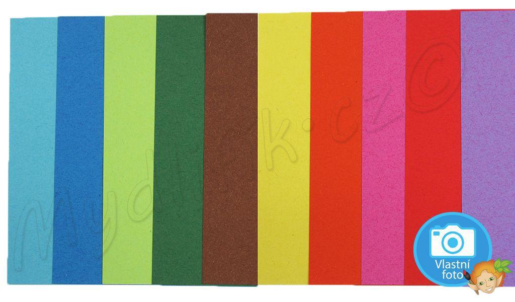 Folia 8958 - origami papir 8 x 8 cm, 500 listu, nabizi Mydlifik.cz