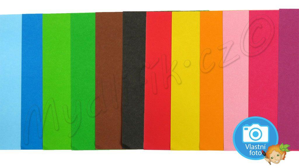 Folia 9100 - origami papiry 10x10 cm, nabizi www.mydlifik.cz
